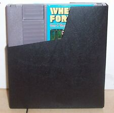 Vintage Nintendo  Wheel of Fortune: Family Edition Video Game NES Cartridge VHTF