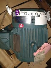 Reliance Electric 3 HP 460 Volt 184U Frame 3520 RPM AC Motor