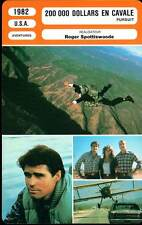 200000 DOLLARS EN CAVALE - Duvall (Fiche Cinéma)1982- The Pursuit of D.B. Cooper