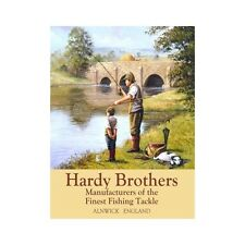 Hardy Brothers, Fly Fishing Tackle, Countryside River, Rod, Small Metal/Tin Sign