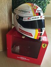 Sebastian Vettel  Helm Helmet Casque 1:2 FERRARI 2015 RAR   **NEW & TOP**