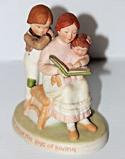 Holly Hobbie Figurine Limited Edition 1983 Mothers Joys Fine Porcelain GUC