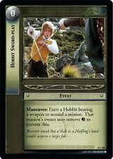 LoTR TCG MoM Mines Of Moria Hobbit Sword-Play FOIL 2U103