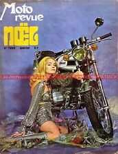 MOTO REVUE 1959 HARLEY DAVIDSON Sportster XLCH 883 KAWASAKI 500 H1 ESSAIS 1969