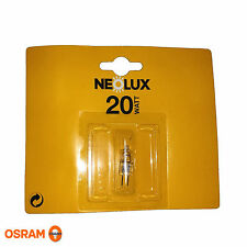 10x Halogen Stiftsockellampe 12V 20W G4 Stiftsockel Lampe Neolux Made in Germany