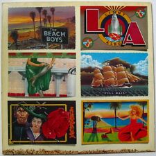BEACH BOYS  (LP 33 Tours)  L.A THE LIGHT ALBUM