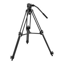 Nest Vantage M10 Pro Fluid Head Professional Video Camera Tripod 1.575m - NEW UK