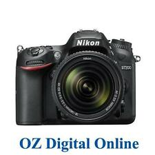 NEW Nikon D7200 +18-140mm Kit 24.2MP Wi-Fi NFC Full HD DSLR Camera 1 Yr AustWty