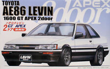 Fujimi ID-61 New 1/24 TOYOTA LEVIN 1600GT APEX AE86 Rare Limited Ver. from Japan