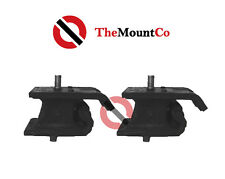 Front LH&RH A/M Engine Mount Set to suit Mitsubishi Pajero IO  98-01 1.6L,1.8L