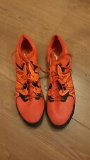 Adidas X 15.1 FG/ Football Boots - Solar Orange/Black/White - UK 11.5
