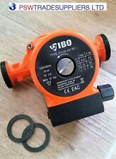 IBO OHI 25-40/180 HOT WATER CIRCULATING PUMP CENTRAL HEATING REPLACES GRUNDFOS