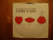 """PROPAGANDA UNLIMITED 7"""" 33 EP VINYL/CHIP & THE CHILTONS/A CHANGE OF HEART/SLEEVE"""