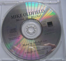 MIKE OLDFIELD Mont St.Michel SPANISH CD SINGLE PROMOTIONAL WEA 1996