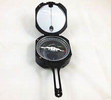 NEW Aluminum Pocket Transit DQL8 Geological Compass Surveying and level
