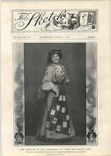 1905 What The Butler Saw Mrs Mouillot