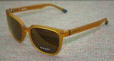 NEW Gant GS 7019 eyeglasses MHNY-15F Gold 52-20-145 Frames w/Demo Lens