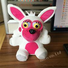 """FNAF Five Nights at Freddy's Bonnie Fox Plush Doll Toy Child Gift 7""""/10"""""""