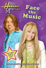 Hannah Montana FACE THE MUSIC Disney Press BRAND NEW Gift Quality CASE FRESH!