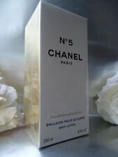 CHANEL No5 BODY LOTION 250ml COLLECTION SEDUCTION RARE GLASS BOTTLE SEALED BOX