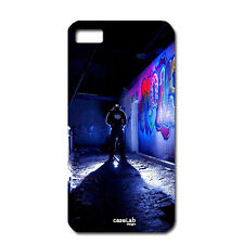 CUSTODIA COVER CASE RAGAZZO GRAFFITI LUCI WALL PER iPHONE 6 4.7""