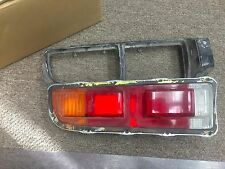 1973-1977 Toyota Celica Complete Tail Light Assembly LH Tail Lamp Taillamp Brake