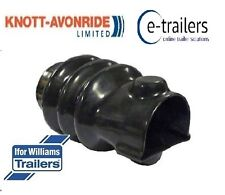 KNOTT IFOR WILLIAMS COUPLING MOULDED END BELLOWS 1400-2700KG  WITH FIXING KIT