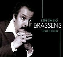 Brassens,Georges - The Unforgettable/L'inoubliable (OVP)