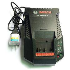 Bosch AL1860CV 14.4V & 18V Li-Ion Battery Charger 220V for GSR/GDR/GSB/GDS US