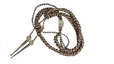 New Army Aiguillette Red & Silver Wire Cord/British Military Officer Aiguillett