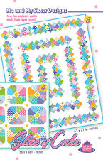 Slice of Cake 3 Quilt Kit with Grow by Me & My Sister Designs for Moda