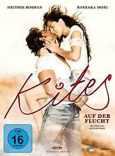 Kites - Auf der Flucht (Hrithik Roshan) Bollywood DVD NEU + OVP!