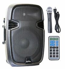"Ignite Pro 12"" Pro Series Speaker DJ PA System Bluetooth Playback 1800W"