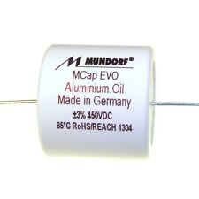 Mundorf mcap evo oil aceite 3,3uf 450v High End Audio condensador capacitor 853761