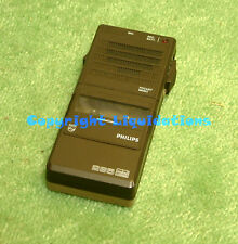 Philips lfh 285 vintage pocket memo mini cassette enregistreur vocal LFH-285