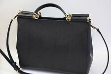 Dolce & Gabbana Large Miss Sicily Tote Shoulder Bag  $2,495 plus tax