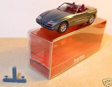 MICRO HERPA HO 1/87 BMW Z1 BLEU METAL IN  BOX