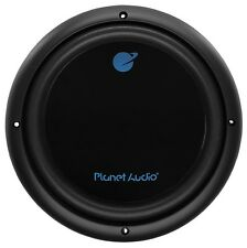 PLANET AUDIO AC8D Planet 8 DVC Woofer  1200W MAX 4 Ohm