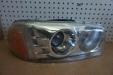 03 04 05 06 GMC DENALI RIGHT PASSENGER HEADLIGHT OEM 2003-2006