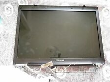 "TOSHIBA SATELLITE A200-1YO 15.4"" LAPTOP LCD GLOSSY SCREEN+BEZEL+CABLE"