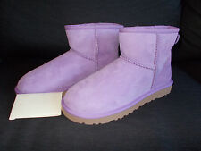 Genuine UGG Australia Classic Mini II Boots UK 5.5 (Women) Lilac BNWT