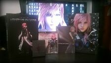 Lightning Returns: Final Fantasy XIII 13 Limited Collectors Edition PS3 cld stbk