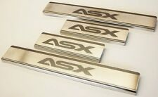 Mitsubishi ASX  bj alle Edelstahl  Einstiegsleisten  mit ASX Logo Angebot