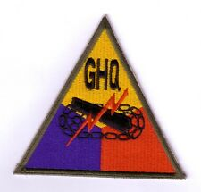 "WWII - ARMORED ""GHQ"" (Reproduction)"