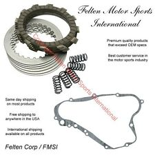 Suzuki RM80 Clutch Kit Set Pack Discs Disks Plates Springs Gasket RM 80 HD 97-01