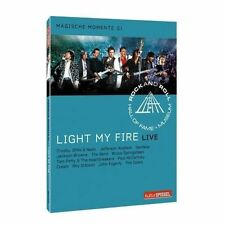 Rock and Roll Hall of fame-rrhof-Light My Fire * DVD * NUOVO *