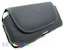 Belt Clip Pouch case For Samsung Galaxy SII S2 I9100 New PU Leather case Holster