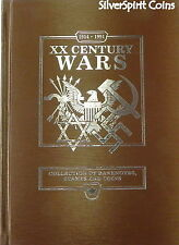 THE 20th CENTURY WAR COLLECTION OF BANKNOTES STAMPS & COINS