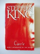 CARRIE,Stephen King (1999, Paperback), 1st Printing, 1st Edition of Pocket Books