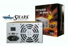 New SHARK® 500W Desktop Computer ATX 12V Power Supply Quad-SATA micro PC PS3 PS